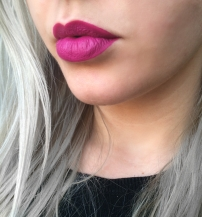 Mac Retro matte lipcolour review swatch Tailored to tease 3
